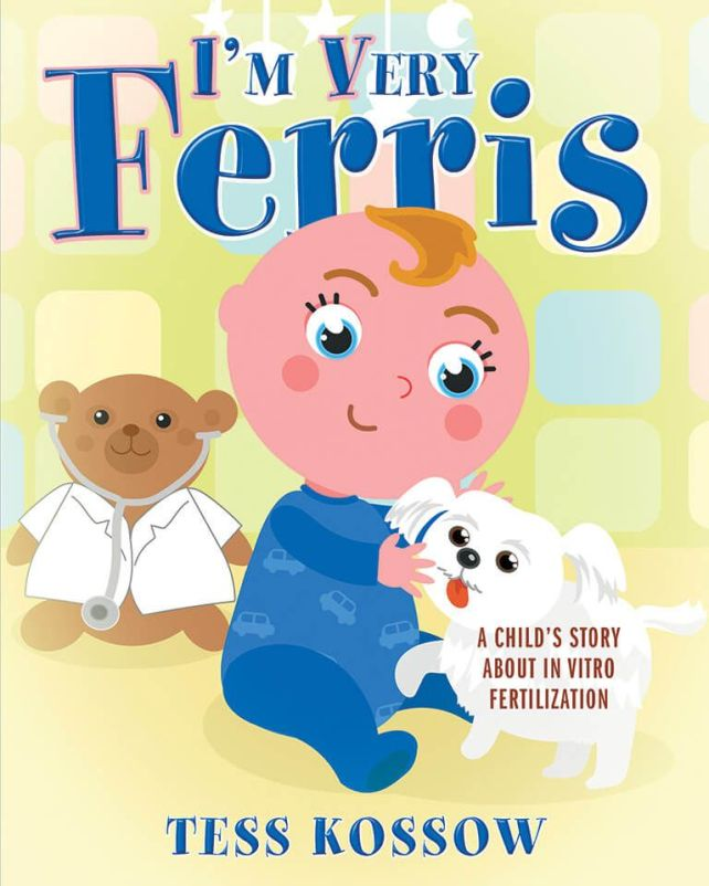 I'm Very Ferris by Tess Kossow